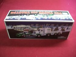 2013 Hess Toy Truck And Tractor N.i.b.