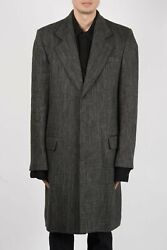 Ann Demeulemeester Mens Over Coat Like Rick Owenand039s Size Xs But Ml Rp 1990
