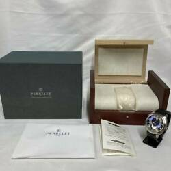 Perrelet A5004-1 Titanium Collection Power Reserve Watch Tk6723