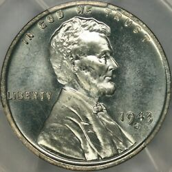 1943-s Lincoln Cent Pcgs Ms67 Fs-101 Doubled Die Obverse