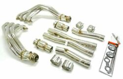 Obx Racing Sports Long Tube Header For 2006 To 2013 Corvette 7.0l C6 Z06 Ls7