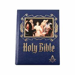Holy Bible Masonic Heirloom Edition By Heirloom Bible Publishers - Hardcover