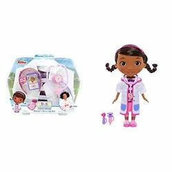 Doc Mcstuffins Just Play Playset And Toy Hospital Doc Doll