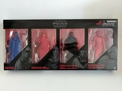 Star Wars Black Series Guardians Of Evil 4 Pack Lot 6 Action Figures New Mib