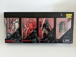 Star Wars Black Series Imperial Forces 4 Pack Lot 6 Action Figures New Mib