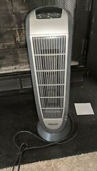 Lasko Portable Digital Ceramic Tower Heater Without Remote Control - 5160