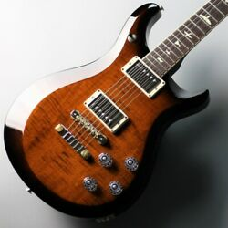 Paul Reed Smith Prs S2 Mccarty 594 / Burnt Amber Burst New Electric Guitar
