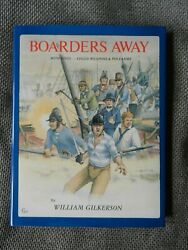 Boarders Away With Steel-edged Weapons And Polearms 1991 Hardback I-44
