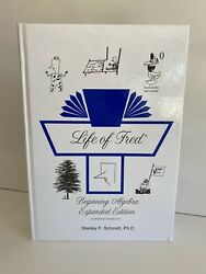 Life of Fred Beginning Algebra Expanded Edition Textbook EUC $31.99