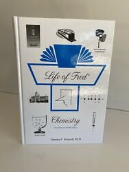 Life of Fred Chemistry Stanley Schmidt Hardcover textbook EUC $26.10