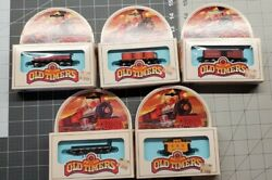 Bachmann Old Timers N Scale Set Of 5 Cars New In Box