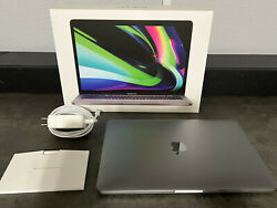 Macbook Pro M1 8gb Ram 256gb 13-inch 2020 With Apple Care Till 2023 Excellent