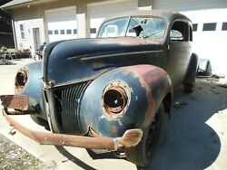 1940 Ford Standard Car For Parts