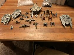 Star Wars X-wing Miniatures Game Lot