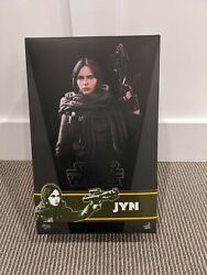 Hot Toys Star Wars Jyn Erso 12 16 Scale Rogue One Action Figure