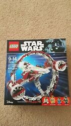 Lego 75191 Star Wars Jedi Starfighter With Hyperdrive - Brand New -free Shipping