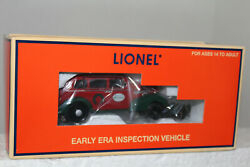 Lionel 28479 North Pole Central Christmas Early Era Inspection Vehicle