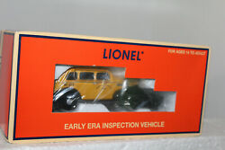 Lionel 28452 Mow Early Era Inspection Vehicle