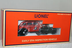 Lionel 28476 Illinois Central  Early Era Inspection Vehicle