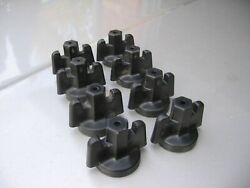 Gm Chevrolet Buick Oldsmobile Pontiac Tail Light Wing Nuts Hand Self Screw 8 Ct