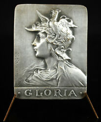 Medal Gloria The Republic French/pan Association Preparation Military