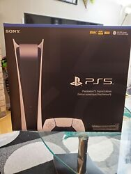 Playstation 5 Digital Edition Brand New Free Shipping To Usa/canada✈ Ships Today