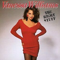 Right Stuff By Williams, Vanessa 1990 Audio - Cd - Excellent Condition