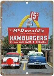 Wwwwohenmei Indoor And Outdoor Wall Decoration Mcdonalds Hamburger Neon Sign ...