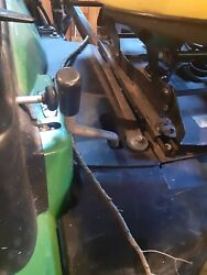 John Deere 1025rparts And Accessories Improved 4 Wheel Drive Lever