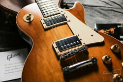 Gibson Les Paul Standard Faded 50s Plain Top And03919 Honeyburst Ships Safely From Jp