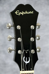 Epiphone Casino Vintage Sunburst With Hard Case Perfect Packing From Japan