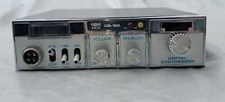Rare - Vintage Pace Cb-166 Smokey And The Bandit 40 Channel Cb Radio. Powers On