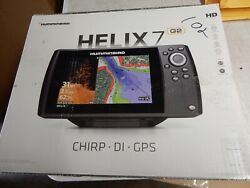 Humminbird 410310-1 Helix 7 Chirp Si Gps G2 410310-1 As-is Parts R574