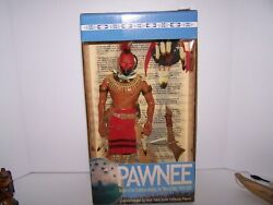 New Pawnee Dod Soldier 12 Action Fiure. Rare In Box Never Opened