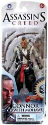 Assassin's Creed Iii Connor With Mohawk Action Figure Series 2 Mcfarlane Toys