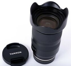 Tamron 28-75mm F/2.8 Di Iii Rxd Lens For Sony E Mount Small Spec In Lens