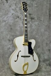 Guild Newark St. Collection A-150 Savoy Special W/h/c Safe Shipping From Japan