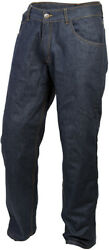 Scorpion Mens Motorcycle Pro Covert Jeans Blue Size 42