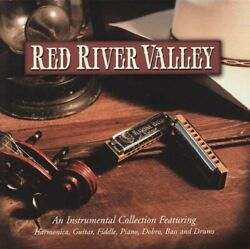 Mickey Raphael - Red River Valley - Cd - Mint Condition - Rare