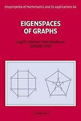 Eigenspaces Of Graphs Encyclopedia Of Mathematics And Its By Dragos Cvetkovic