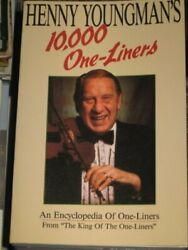 Henny Youngmanand039s 10000 One -liners An Encyclopedia Of Mint Condition