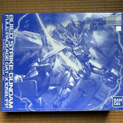 Unassembled Mg Build Strike Gundam Full Package Particle Clear