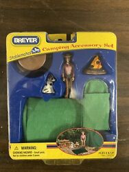 Breyer stablemates camping accessory set