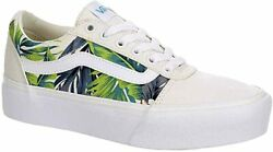 Ward Platform Womenand039s Sneakers Shoes Paradise Floral 721356 New