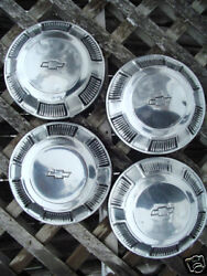 Chevrolet Dogdish Center Caps Hubcaps Wheel Covers