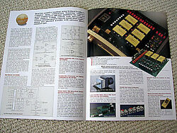 Accuphase C-250 Pre-amplifier Brochure Catalogue