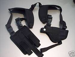 Small size SHOULDER HOLSTER Walther PPK KEL TEC P11 USA