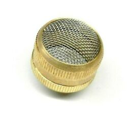 Cleaning Basket for Ultrasonic Cleaner MINI Small Parts Holder 5 8quot; 16mm Round