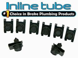 70 Pontiac Gto Lemans Judge Front Lower Valance Mounting Bolt And Clip Kit