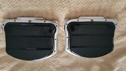 Panhead Rocker Boxes For Evo Engine .. With Parts .. In Black Or Chrome ...